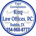 King Law Office