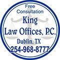 King Law Office